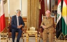 الرئیس بارزاني يحذر من حل الكوراث على الشعب الكوردي في كوردستان سوريا