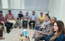 المجلس المحلي لمدينة الدرباسية ينتخب مكتب رئاسة جديدة للمجلس