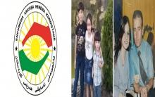 Asaîşa Hewlêrê daxuyaniyek derbarê danpêdana Kujerê Malbata Penabera R.Kurdistanê belav kir
