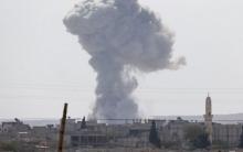 Li gundewarê Dêra Zorê di bombebaranekê de 5 çekdarên Îranê hatin kuştin