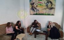 Nivîsgeha Jinan ya ENKSê tekezî li nêzîkbûna Kurdî Kurdî kir
