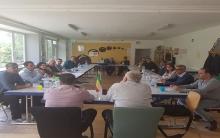 الفرع الرابع لمنظمة  PDK-S يعقد اجتماعا في مدينة بوخوم الألمانية
