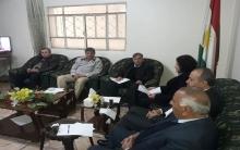المجالس المحلية للمجلس الوطني تجتمع في قامشلو