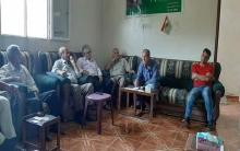 فرع الةقوس التابع لمجلس محلية الشهيد نصر الدين برهك جل آغا يعقد اجتماعه الاعتيادي