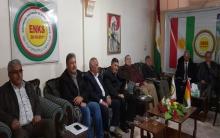 الدائرة الغربية للمجالس المحلية تقعد اجتماعها في قامشلو
