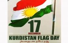 منظمة كوركوسك لـ PDK-S تدعو لإحياء يوم العلم الكوردي