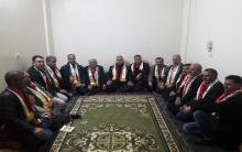 مجلس محلية الشهيد نصر الدين برهك يعقد اجتماعه الاعتيادي