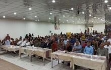 منظمة كوركوسك للـ PDK-S تحيي الذكرى 64 لتأسيس الحزب الديمقراطي الكوردستاني – سوريا