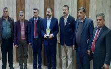 بالتنسيق مع منظمة روژ لـPDK-S.. اتحاد كُتاب كوردستان سوريا يكرم الأمير عصمت تحسين بك