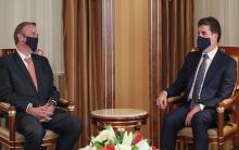 رئيس اقليم كوردستان يؤكد أهمية تهيئة الأرضية لجذب الاستثمارات الى الاقليم