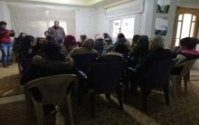 اتحاد نساء كوردستان – سوريا يقيم محاضرة بعنوان العقل الباطن في قامشلو