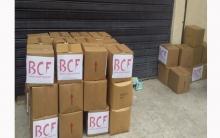 بارزاني الخيرية  بالتعاون مع مكتب العلاقات الوطنية لـ PDK-S يقدم مساعدات لجالية الكوردية في لبنان