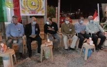 منظمة كوركوسك للـ PDK-S تقيم مجلس عزاء القيادي والمناضل محمد أمين عباس