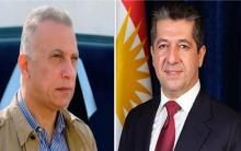 Serokwezîrê Kurdistanê piştevaniya xwe bo Mistefa Kazimî ragihand