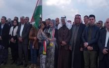 PDK-S يحيي الذكرى السابعة لاغتيال الشهيد نصر الدين برهك في كفري دنا