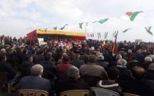 (فيديو)... الآلاف يحيون ذكرى استشهاد المناضل نصر الدين برهك