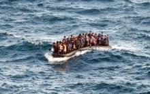 تركيا تضبط 48 مهاجرا قبالة سواحل موغلا بينهم 21 سوريا