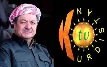 Peyama pîrozbahiya Serok Barzanî ya ji bo helkefta salvegera damezrandina Kurdistan TV