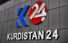 Kurdistan 24 qedexekirina karê xwe ji aliyê PYDê ve şermezar dike