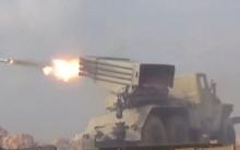 Rêjîma Sûriyê hin bajarok li Çiyayê Zawiyê armanc kirin