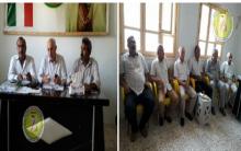 مجلس محلية عامودا يعقد اجتماعه الاعتيادي لشهر تموز