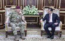 مسرور بارزاني يؤكد على ضمان حقوق وامن الكورد في سوريا