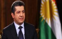 رئيس حكومة كوردستان يهنئ الحزب الاشتراكي بمرور 44 عاما على تأسيسه