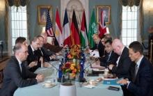 بيان مشترك لوزراء خارجية المجموعة المصغرة بشأن سوريا