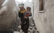 Di heyama deh rojan de 86 sivîl li Idlibê hatin kuştin