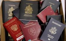 Bi hezaran Paseportên BIYANÎ û EREBî li cem DAIŞê hene