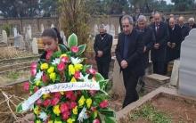 الحزب  الديمقراطي الكوردستاني-سوريا يحيي الذكرى السنوية الـ12 لرحيل المناضل محمد نذير مصطفى في قامشلو