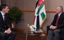 الملك عبدالله : مستمرون بتقديم الخدمات للاجئين السوريين
