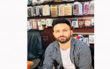 استشهاد الشاب عامر العلي متأثرا بحروق أصابته نتيجة تفجيرات قامشلو