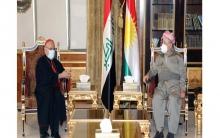 الرئيس بارزاني يستقبل بطريرك الكنيسة الكلدانية الكاثوليكية في العراق والعالم