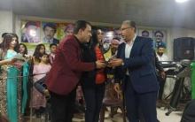 الحزب الديمقراطي الكوردستاني سوريا يقيم حفل تكريم عائلة الفنان , سعيد يوسف