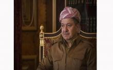 الرئيس بارزاني ينعى إستاد مدرسة توفي بصعقة كهربائية خلال رفعه علم كوردستان