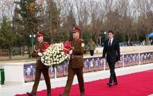 رئيس إقليم كوردستان يستذكرالأول من شباط