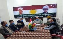 محلية تل تمر تعقد اجتماعه الاعتيادي في مدينة تل تمر