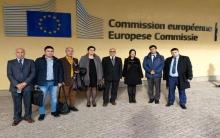 المنظمات الكوردية في المهجر تجتمع مع ممثلي الاتحاد الأوروبي