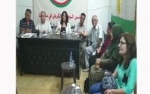 Qamişlo.. Xwecehiya Rojava ya ENKSê Civînek lidar xist