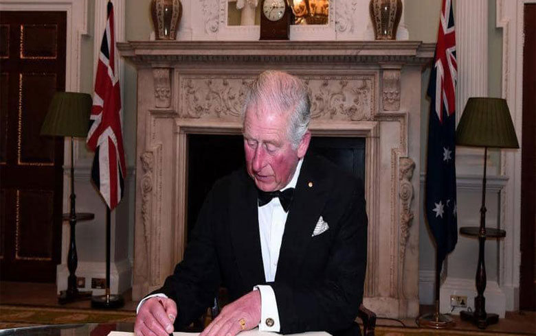 اصابة ولي عهد بريطانيا بفيروس كورونا