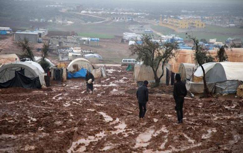 الأمم المتحدة: نزوح 700 ألف سوري خلال 8 أشهر