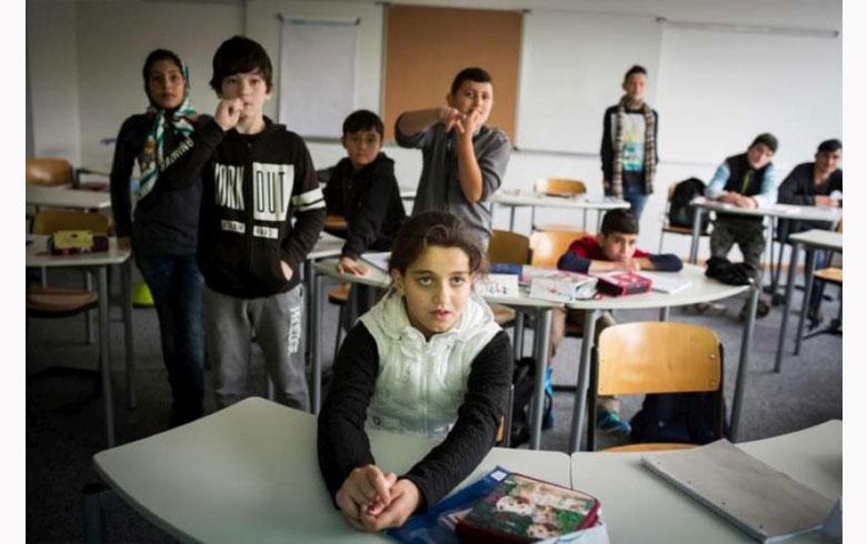 تقرير: 2300 طفل سوري غير مصحوبين بذويهم دخلوا الاتحاد الأوروبي خلال عام 2020
